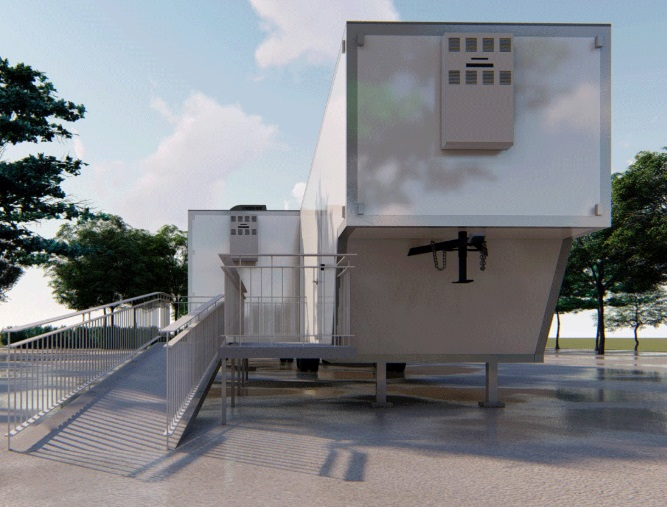 Mobile Kitchen for Rent in USA and Canada