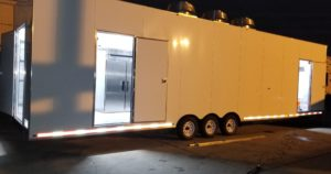 Emergency Kitchen Trailer USA and Canada