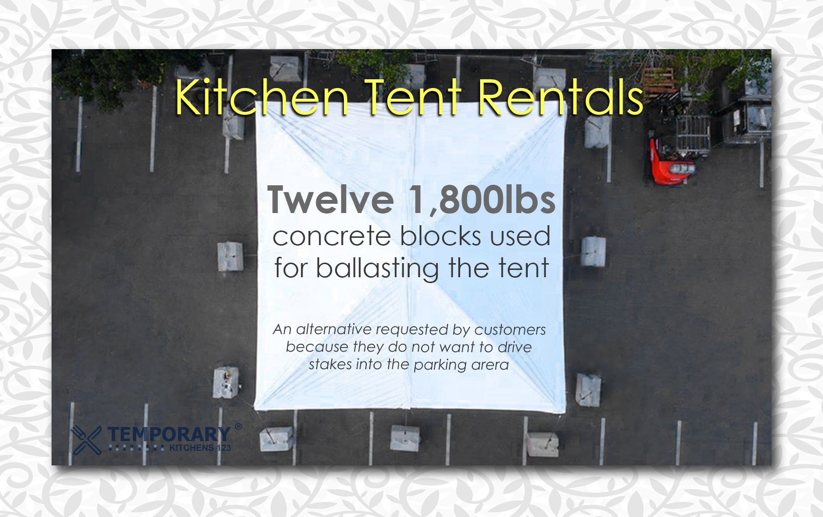 Kitchen Tent Rentals